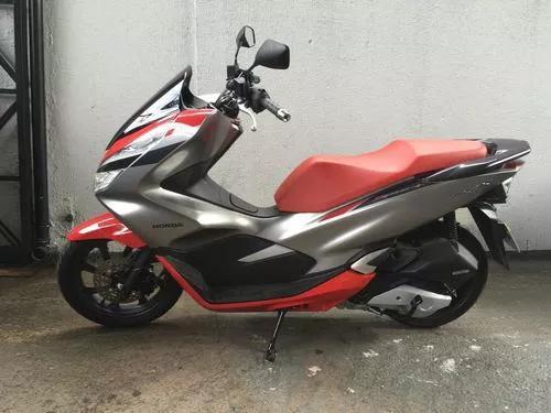 Honda pcx sport 150 2019 vermelha na garantia