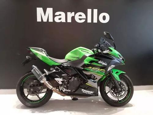 Kawasaki ninja 400r 2019 - baixa km - + acessórios (r)