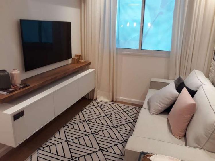 Lindo apartamento para venda de 43 metros com dois