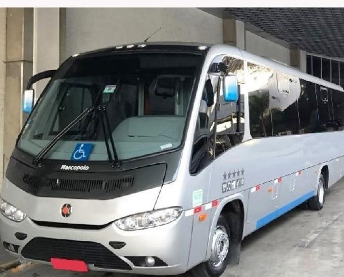 Micro onibus sênior m.benz lo-916 cód.6295 ano 2017