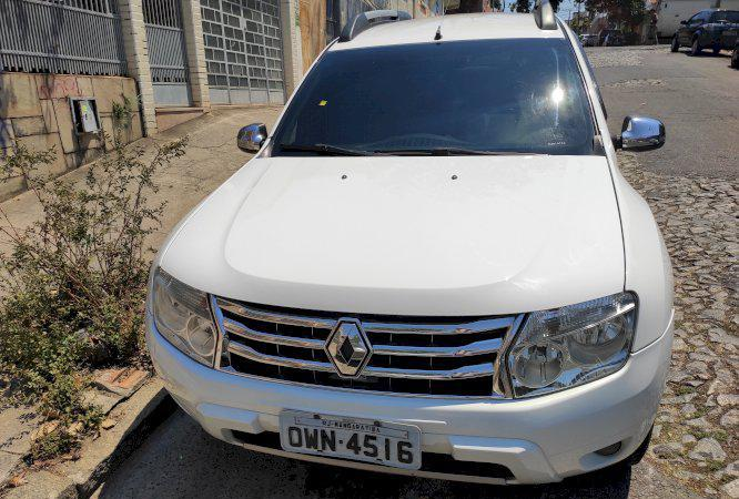 Renault duster 1.6 ano 2014 manual (gás 5g) oportunidade
