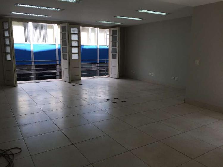 Sala/conjunto para aluguel com 69 metros quadrados em centro