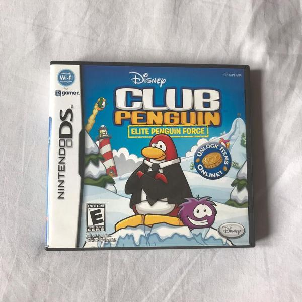 Club penguin - nintendo ds