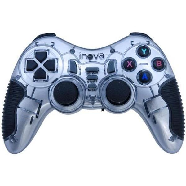 Controle 7 em 1 para pc, todos xbox, ps1, ps2, ps3, tv box,
