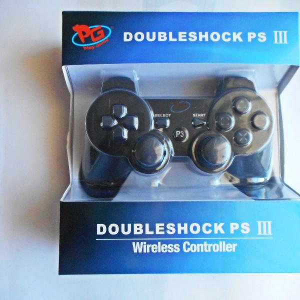 Controle sem fio wireless para ps3 playstation 3 pg