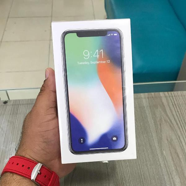 Iphone x 256gb + apple watch