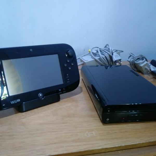 Wii u preto 32 gb