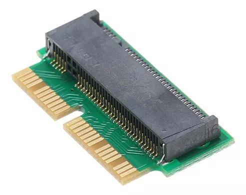 12+16pin Ngff M.2 Nvme Ssd Converter Cartão Adaptador Para