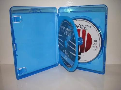 20 box bluray duplo sony ellite azul com logo bluray disc
