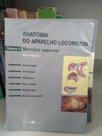 Atlas anatomia do aparelho locomotor 03 vol