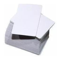 Cartões pvc 5.000 unidades - impressora térmica (ribbon)