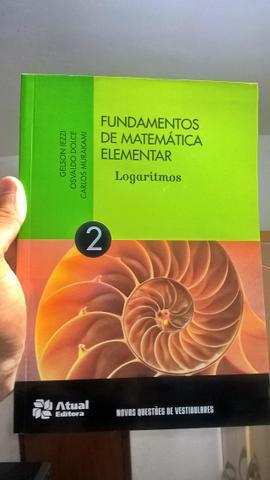 Fundamentos de matemática elementar 2 novo