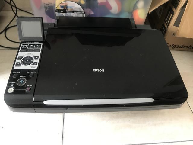 Impressora epson stylus cx8300 jato de tinta