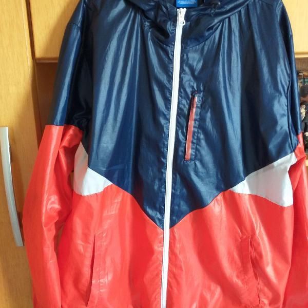 Jaqueta adidas originals - tam gg/xl - usado