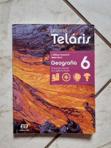 Livro - projeto teláris - geografia 6º ano