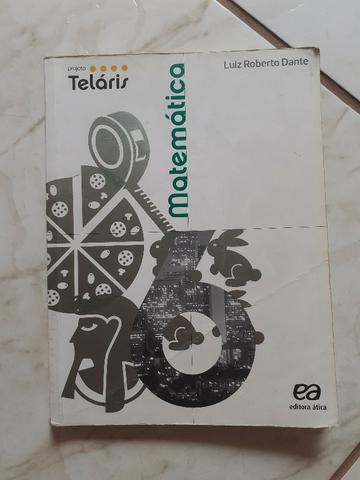 Livro - projeto teláris: matemática - 6º ano