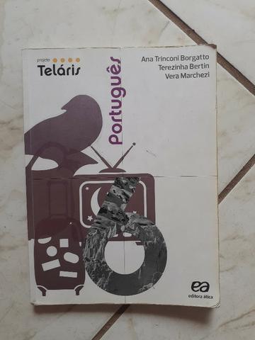 Livro - projeto teláris: português - 6º ano