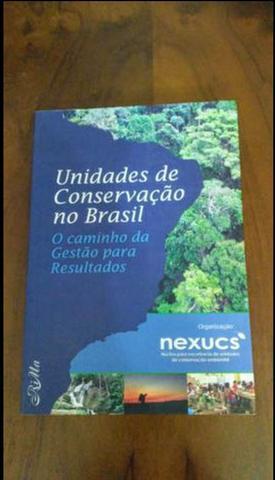 Livro: unidades de conservação no brasil