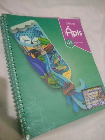 Livros 4° e 5° ano ensino fundamental ll