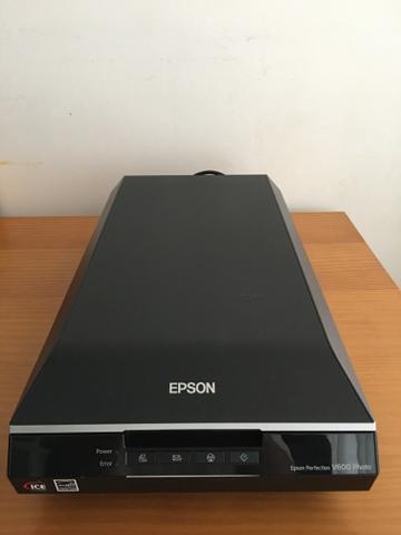 Scanner de filme epson v600 - negativos 35mm e 120mm