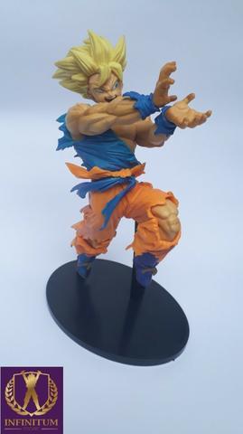 Vendo/troco] action figures dragon ball z - vários