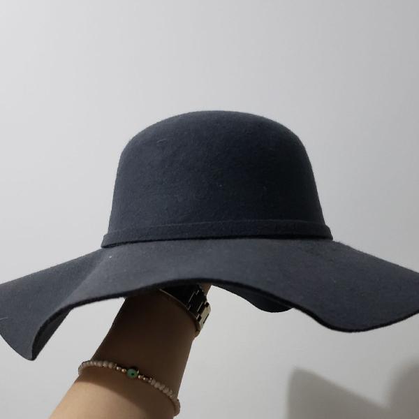 Chapéu floppy chumbo