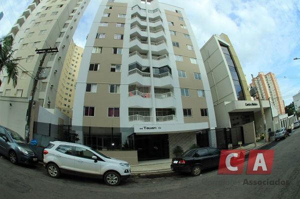 Apartamento com 3 quartos no residencial tauari - bairro