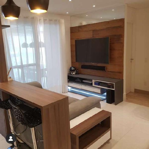 Apartamento completamente mobiliado + marcenaria para venda