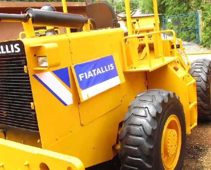 Pa carregadeira fiatallis fr 12b fr12 fr 12ano 1995 motor no