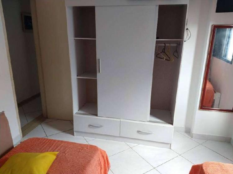 Apartamento 02 dormitórios com suite, sacada, 01 vaga