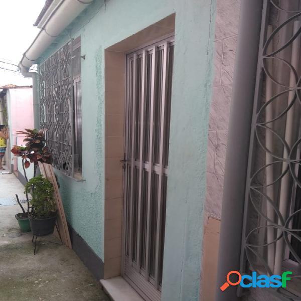 Excelente casa térrea - terraço 1 quarto - quintino- rgi