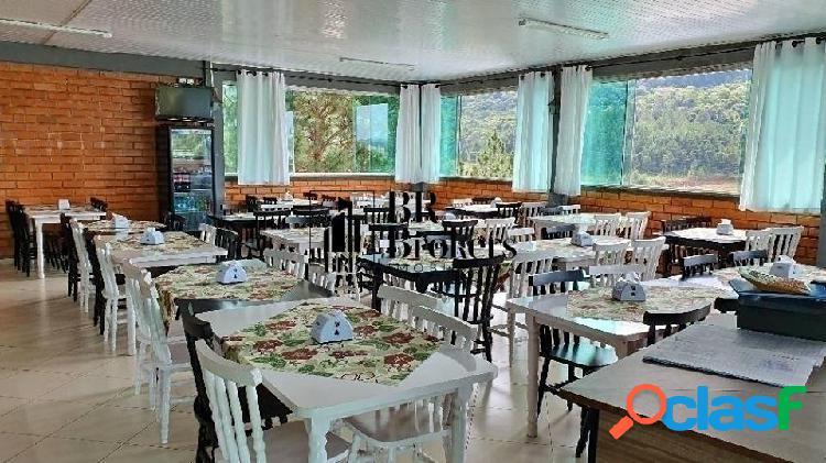 P/ venda restaurante em condomínio empresarial - perfeito para sua empresa