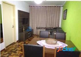 Apartamento com 1 dormitório à venda, 39 m² por r$ 130.000