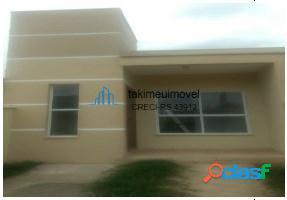 Casa com 2 dormitórios à venda, 63 m² por r$ 169.900 porto verde - alvorada/rs