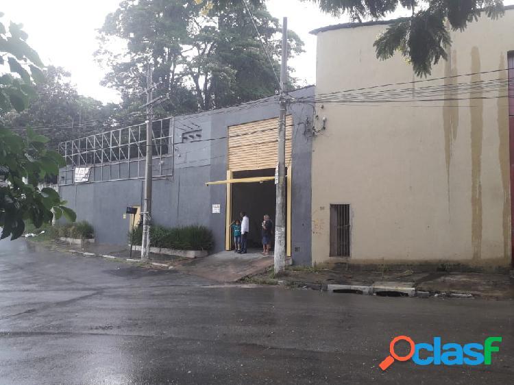 Galpão para locação área total 880 m² jd racho alegre santana de parnaíba