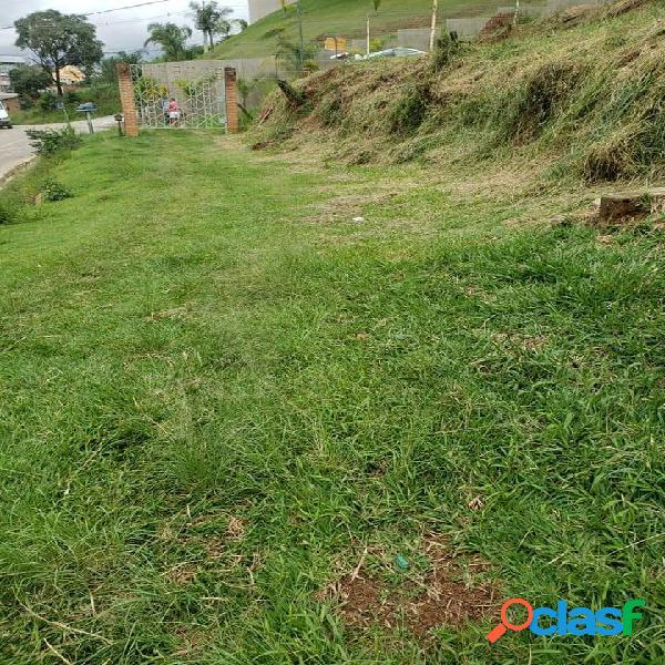 Terreno de 125 m² plano são luis santana de parnaíba