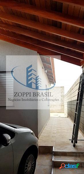 CA897 - Casa à venda em Nova Odessa, Residencial Fibra, 148m², 2 dormitório 1