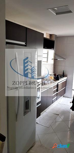 CA897 - Casa à venda em Nova Odessa, Residencial Fibra, 148m², 2 dormitório 3