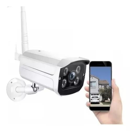 2 cameras ip robo visao noturna wireless wifi s