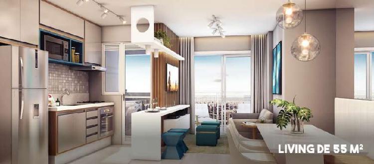 Apartamento a venda 3 quartos - metrô parada inglesa -