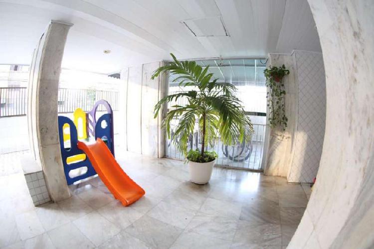 Apartamento mobiliado para aluguel com 2 quartos,