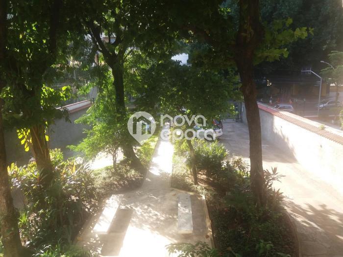 Botafogo, 3 quartos, 1 vaga, 105 m² rua são clemente,