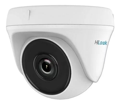 Camera dome hilook hikvision 720p/1mega 2,8mm 4x1+ brinde