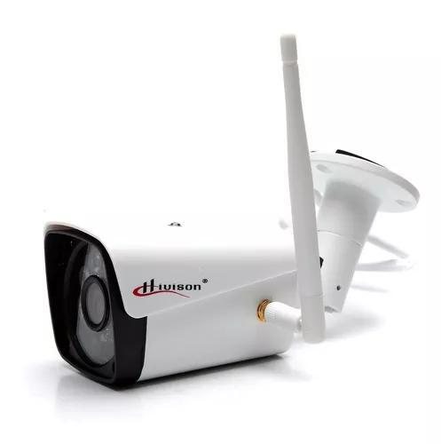 Camera ip de seguranca wireles externo prova dágua app