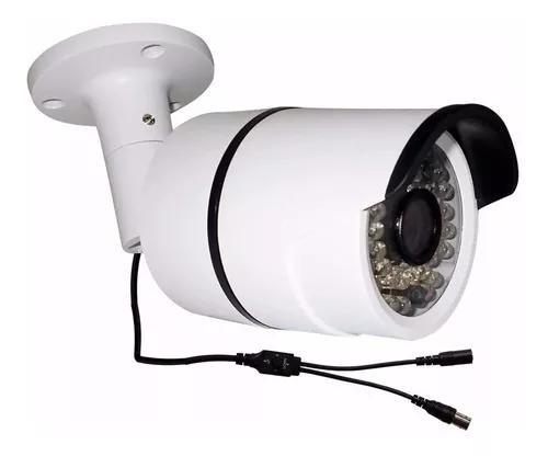 Camera segurança hd ahd m 1280x720 infravermelho 30m