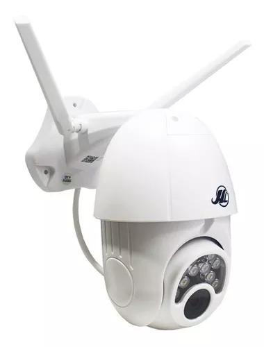 Camera v380 ip wifi 1080p dome resistente agua visão
