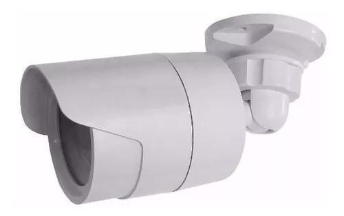 Câmera de segurança falsa com led infravermelho