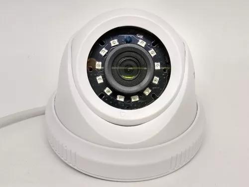 Câmera dome flex tecvoz 720p 1mega 5x1 25metros + brinde