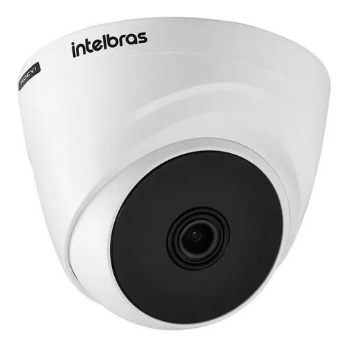 Câmera dome intelbras vhl 1120 d hd 720p 3.6mm hdcvi 20m ir
