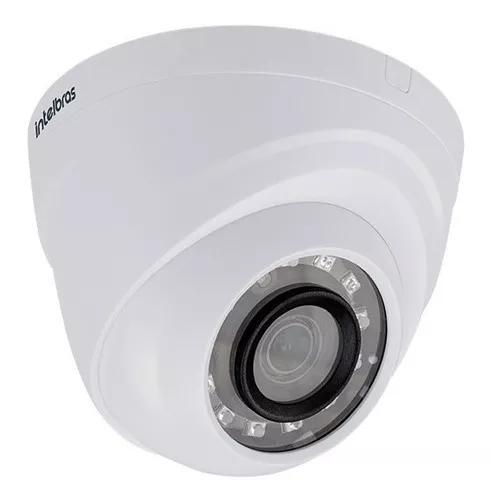 Câmera intelbras vhd 1120d g4 hd 720p multi hd 2,6mm 20mts